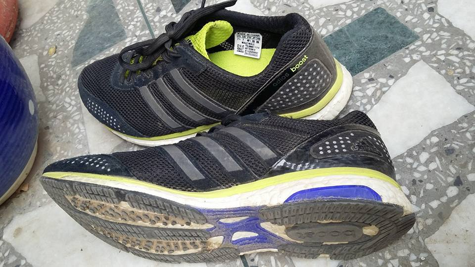 Our first guest post, reviewing the Adiosboost2