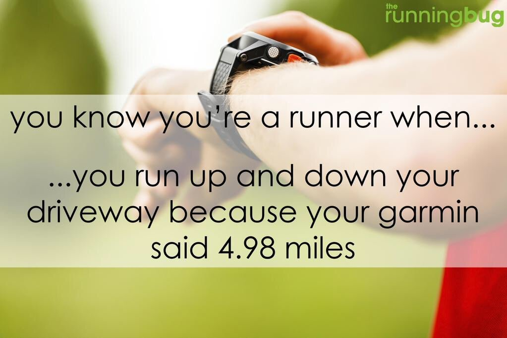 How many gadgets is too many for a runner?