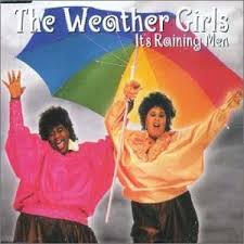 What's on your running playlist?  It's raining men