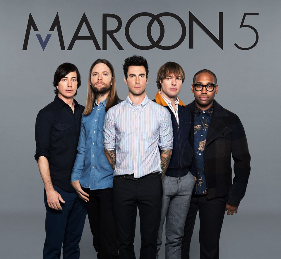 What's on your running playlist? MAROON 5