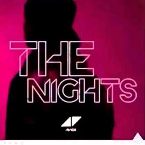 What's on your running playlist?  THE NIGHTS by AVICII