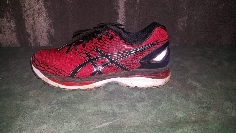 How good are ASICS Nimbus running shoes?