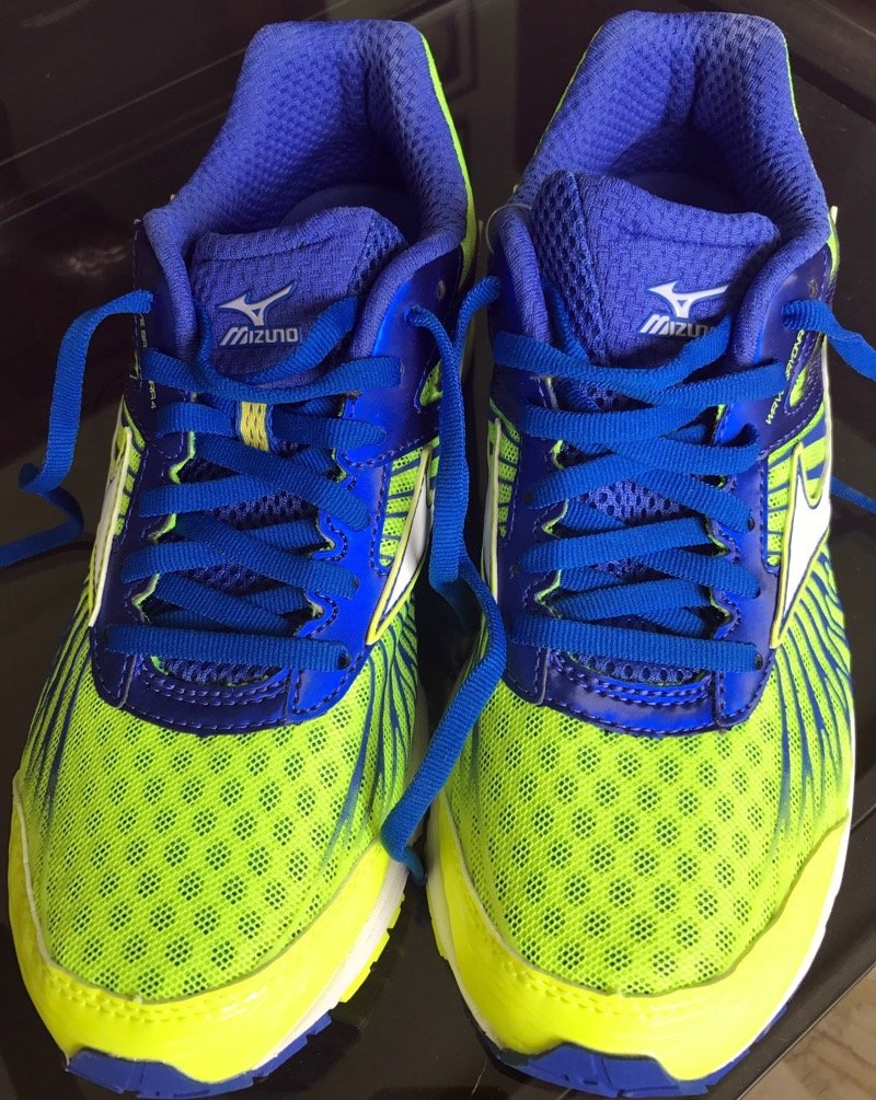 Reviewing the Mizuno Wave Sayonara 4
