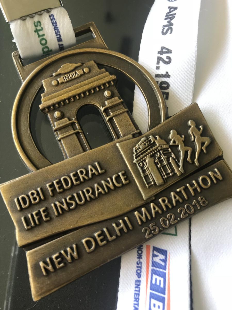 So? What did we think of the New Delhi Marathon 2018?