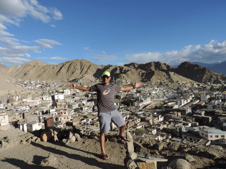 Guest post:  How was YOUR experience of running in Ladakh?