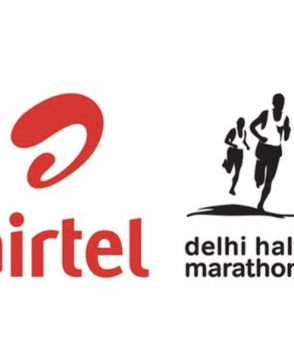 Awww. My thoughts about running in Delhi are out there, broadcast live