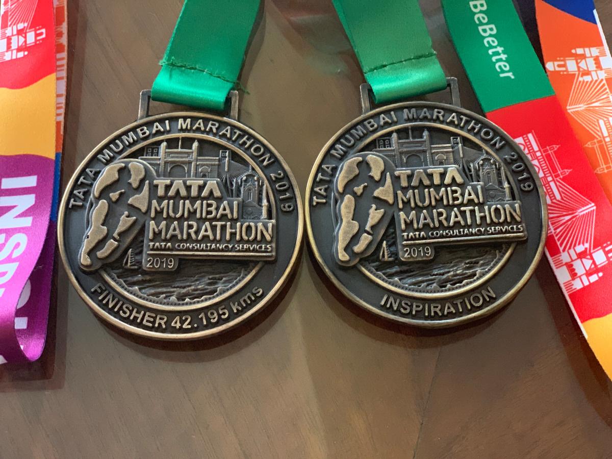 Marathon musings.  And a few tears.