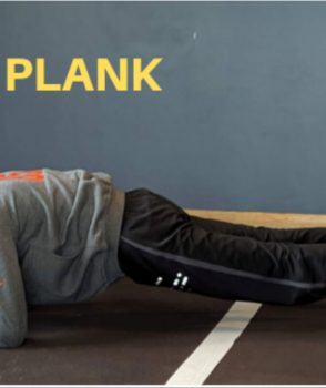 Ask the coach. Planks