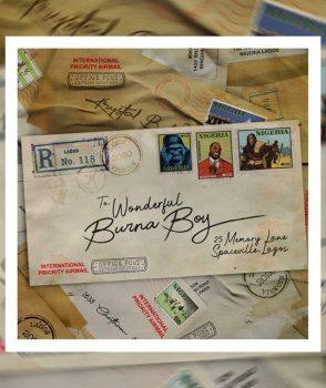 What's on my running playlist? WONDERFUL by BURNA BOY